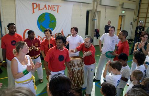 Batizado Planet Capoeira