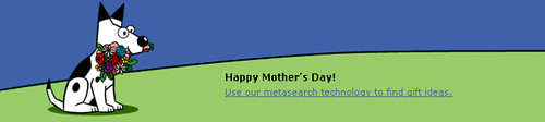 Dogpile Mothers Day 2007 Logo