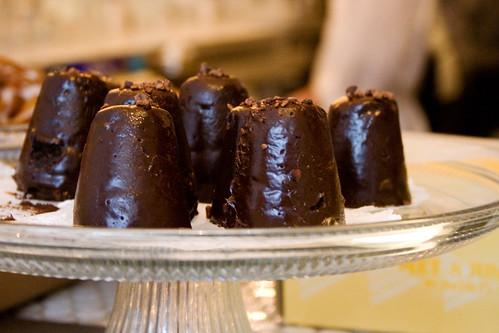 chocolate fondant thingies