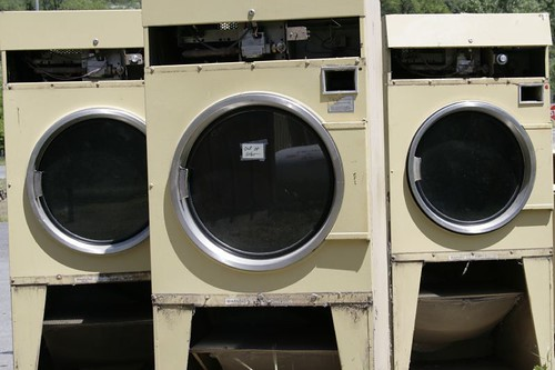 Tres Wash Machines