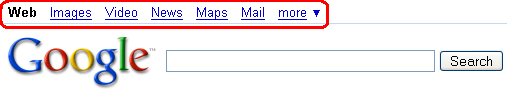 Google LinkBar