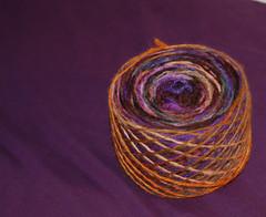 Wound Melinda's Yarn