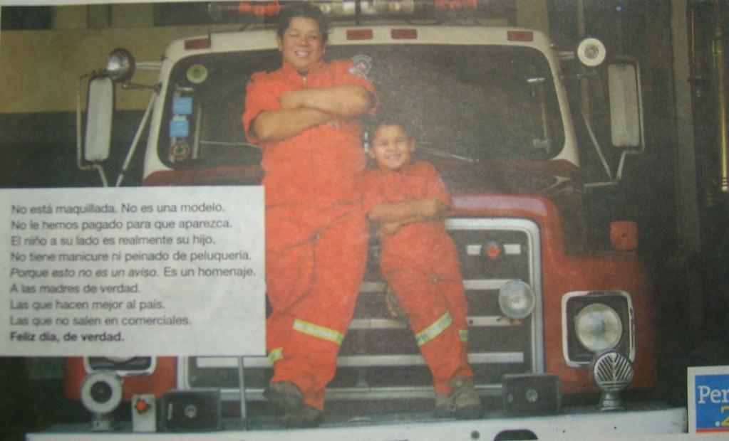 bombera madre