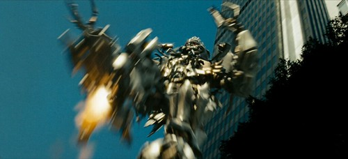 Transformers pelicula Megatron