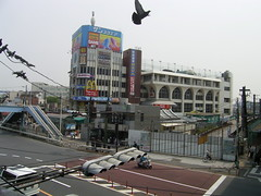 05 駅前の風景-01.王子製紙発祥の地