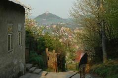 Dolná Resla (jandudas) Tags: old architecture town spring mining unesco hills slovensko slovakia slowakei calvary stiavnica banska slovaquie schemnitz selmecbánya