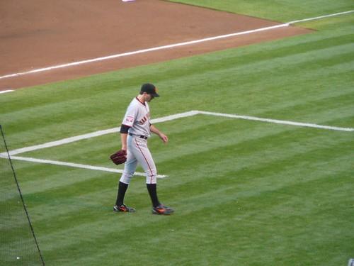 Zito had a bad inning