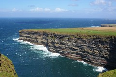 Co. Mayo Sea Cliffs 001 (clare&joe) Tags: county ireland irish galway cogalway cliffs hills peat connemara bleak mayo bog trad ceidefields clifden comayo