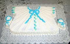 church shower cake!