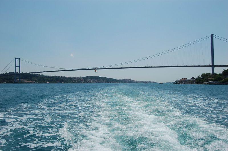 Bosphros Bridge