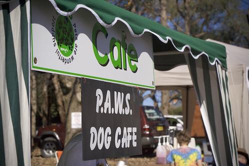 PAWS Dog Cafe