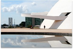 National Museum - Brasilia - Brasil (Luiz Felipe Castro) Tags: brazil copyright brasil architecture photo foto photographer capital picture architect brasilia distritofederal oscarniemeyer reservado luizcastro luizfelipecastro luizfelipedasilvadecastro duetos 2007trip estadosvisitados
