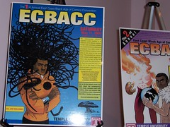 Cool old ECBACC posters