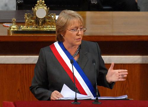 Michelle Bachelet ricardoroman.cl