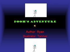 Pooh's adventure