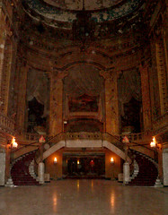 Uptown Theater - Entrance Hall