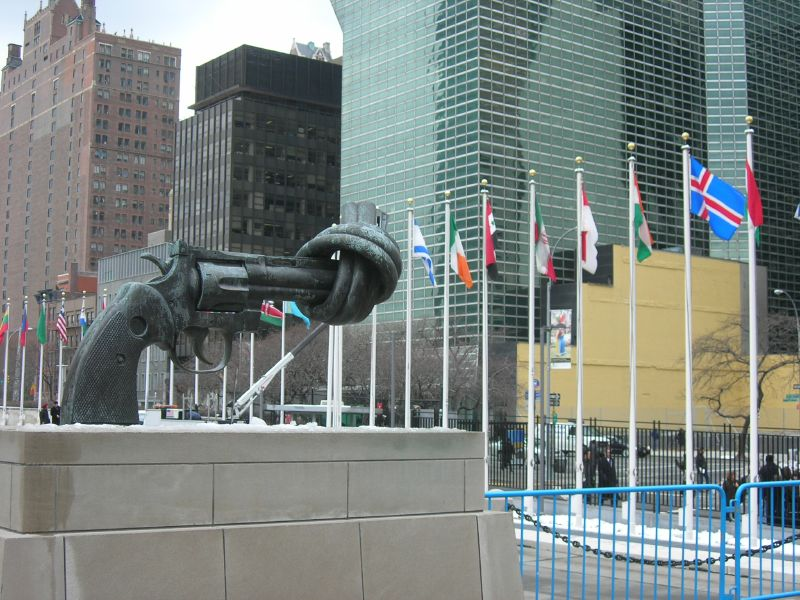 United Nations, New York, USA