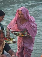 Ganga Arati en Haridwar