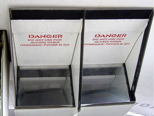 Danger - Do not use for access...