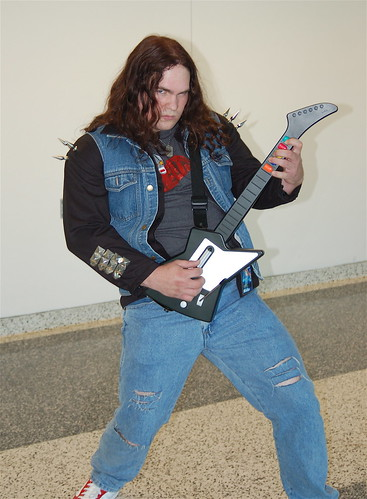 Fanimecon: Guitar Hero