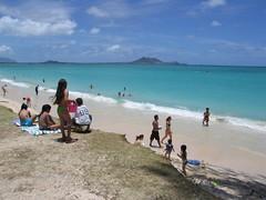 Kailua, Oahu (www.bluewaikiki.com) Tags: white beach hawaii sand oahu kailua wwwbluewaikikicom