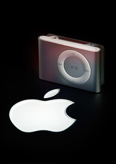 Apple iPod Shuffle - by Spencer E Holtaway