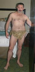 TarzanBoy2 (Tinman11201) Tags: bear boy man hot sexy feet trek foot for outfit toes legs manly hunk step barefoot heels barefeet soles stud tarzan 2007 virile