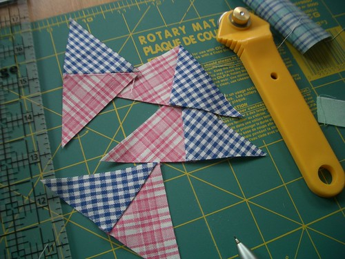 first pieced quarters for quilting