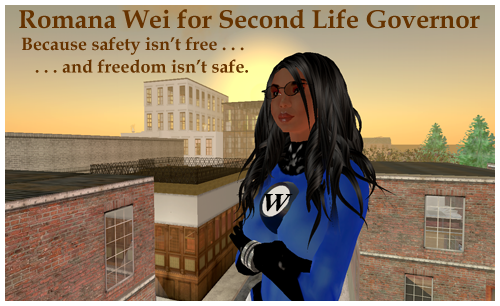Wei for SL Governor