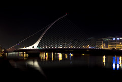 Samuel Beckett Bridge (Photography by Julia Martin) Tags: dublin countydublin ireland ie photographybyjuliamartin celticharp samuelbeckettbridge