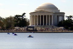 Thomas Jefferson Memorial (FrogMiller) Tags: trip family vacation usa holiday history tourism fun washingtondc us dc washington spring districtofcolumbia tour unitedstates president unitedstatesofamerica tourist tourists presidential government historical educational jefferson monticello jeffersonmemorial tidalbasin usgovernment unitedstatesgovernment jeffersonmonument foundingfather nationscapitol nationscapital usagovernment