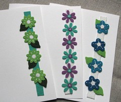 notecards (Kleas') Tags: embroidery felt notecards
