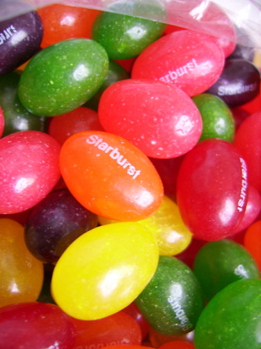 jelly beans — April 4