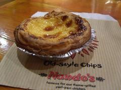 Portuguese Egg Tart - Nandos