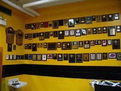 Counting Awards On The Wall, That Don't Bother Me At All