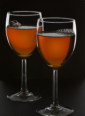 Wine Glasses (fhansenphoto) Tags: red glasses nikon wine drink beverage d2x