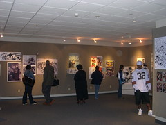 OHOpening (otherheroes) Tags: eye art comics other african exhibition american comix heroes trauma