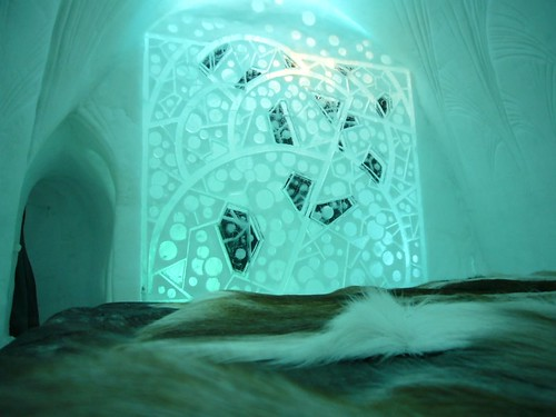 Outdoor Academy of Sweden - Ice Hotel