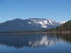 Fish Lake, Round Mtn