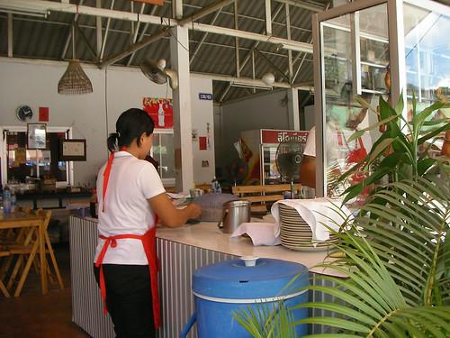 サムイ島-lamai food center0000