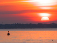 Sunset at Cabellou 1 - by Gauis Caecilius