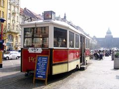 Václavské náměstí, Praha, Česká republika - 04/2007