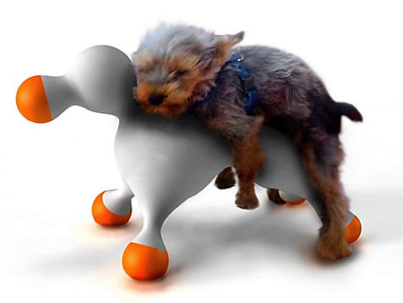 Teen Dog Creampie