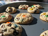 M & M Chocolate Chip Cookies 10