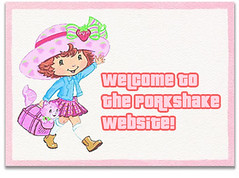Porkshake welcome banner