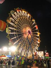Ferris Wheel (dogwelder) Tags: california carnival wheel festival spring ferris april zurbulon6 2007 northhollywood zurbulon gatturphy stcharlesborromeochurch