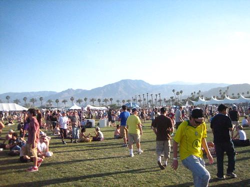 @ Coachella 2007