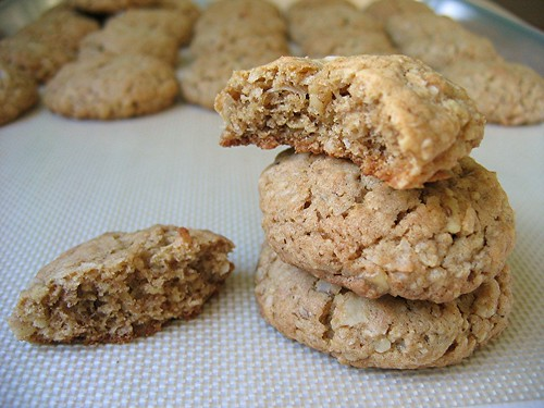 ... cookies spiced walnut date and chocolate cookies cinnamon oatmeal