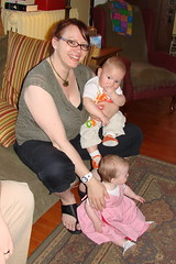 Heather, Kai, and Lula