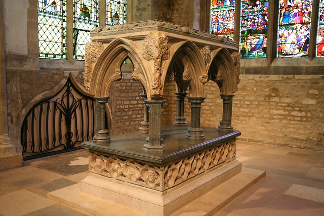 shrine of st frideswide